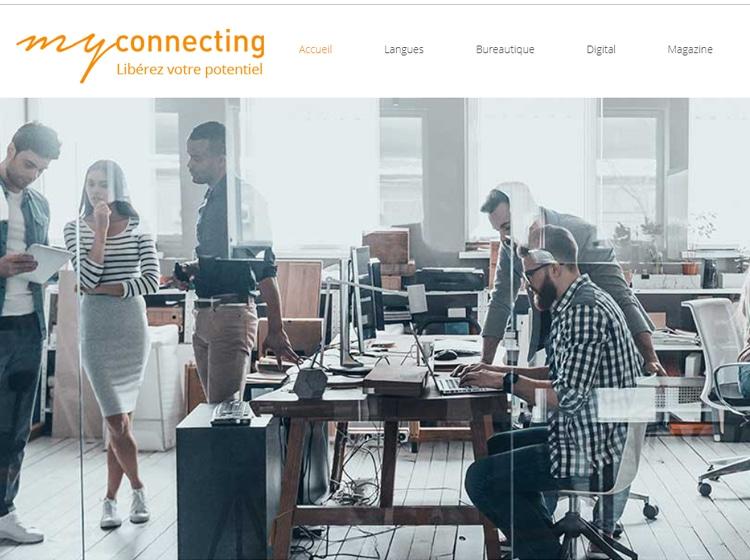 Projet MyConnecting