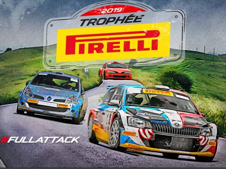 Projet Trophée Pirelli 2019