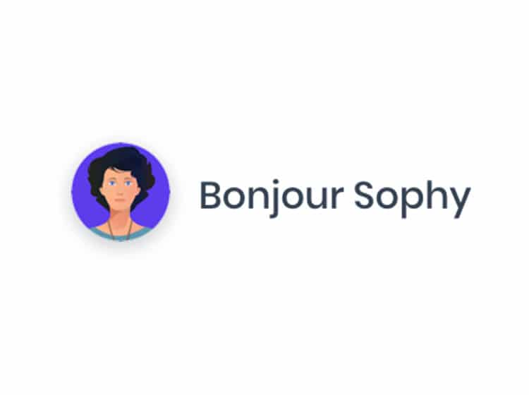 Projet Bonjour Sophy